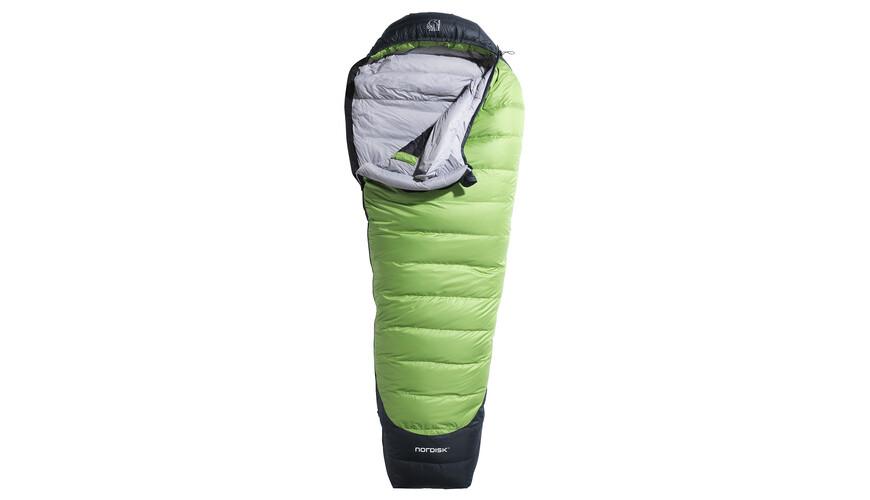 Nordisk Celsius -10° - Sacos de dormir - L verde/negro